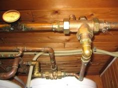 Hot water baseboard heating systems can heat the whole house or separate rooms