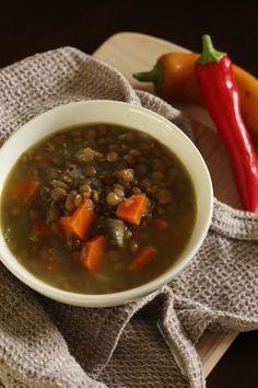 Christianne Reves' Lentil Soup (Shorbat 'Addas) | Wandering Spice