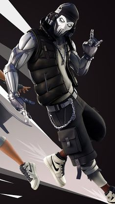 Fortnite, Grind and Clutch, Wallpaper Cyberpunk Fashion, Cyberpunk Art, Post Apocalyptic Art, Beast Creature, Best Gaming Wallpapers, Epic Games Fortnite, Superhero Design, Avatar Aang, Arte Horror
