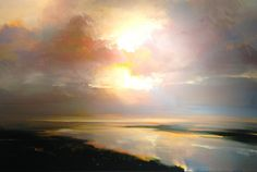 morning light by craig mooney Oil ~ 40 x 60