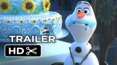 1st look at Disney's short film 'Frozen Fever', playing in front of #Cinderella in theaters. #Olaf