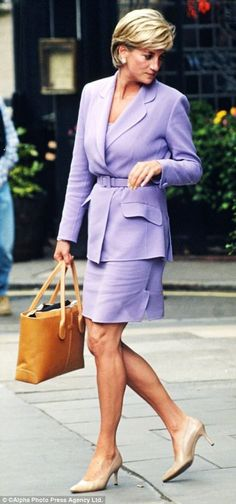 Court shoes, cone heels, evening pumps, slip-ons, loafers: the sheer number of shoes Diana wore as Princess of Wales could almost have rivalled Imelda Marcos.