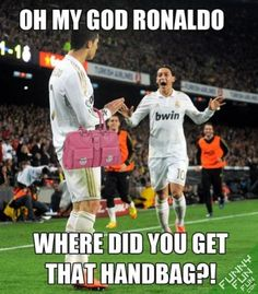handbag #funny moments in #sport