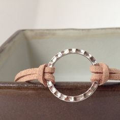 This bracelet is so easy to make, you can craft one for all of your girlfriends.