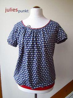 Bildergebnis für kostenloses schnittmuster shirt