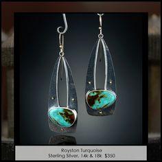 EARRINGS-Royston-Turquoise 3