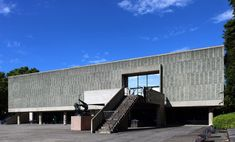 The National Museum of Western Art, by Le Corbusier