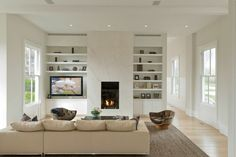 Image result for fireplace ideas tiled wall