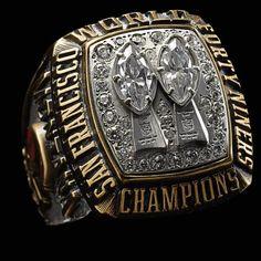 b63660621 San Francisco 49ers Super Bowl Ring Super Bowl Xvi