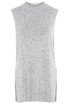 See how others are styling the Topshop Tall Sleeveless Knitted Tunic. Check if your friends own the product and find other recommended products to complete the look. Topshop Tall, Topshop Outfit, Closet Essentials, Funky Fashion, Fashion Outlet, Asos, Tunic, Clothes, Collection