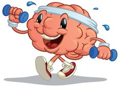 Exercises for Brain makes your brain work better, Help your Mind, exercises for Mental Strength, What are the best exercises for the brain, improve memory Healthy Brain, Brain Health, Brain Food, Healthy Mind, Mental Benefits Of Exercise, Brain Gym Exercises, Mental Strength, Brain Training, Training Tips