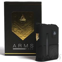 Limitless Arms Race LMC 200W Temperature Control Box Mod
