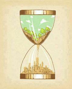 Nature vs urbanization