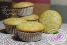 Filipino Banana Cupcake http://www.pingdesserts.com/how-to-cook-banana-cupcake/