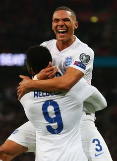 Pin for Later: This British Football Team Is Basically Filled to the Brim With David Beckhams Kieran Gibbs