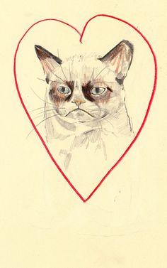 tarder sauce the grumpy cat