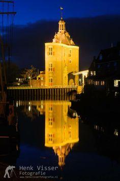 De Drommedaris , Enkhuizen Holland made by Henk Visser