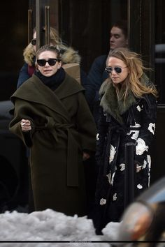 Mary-Kate and Ashley Olsen - Page 67 - the Fashion Spot