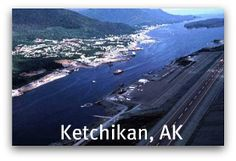 Ferry Terminals & Destinations, Alaska Marine Highway