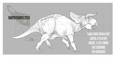 Nasutoceratops titusi by BlueCea on DeviantArt