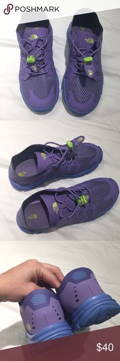 North Face Shoes Really light shoes that go on the foot easily. NWOT. The North Face Shoes