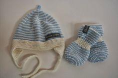 Lykketrollet: Smått til småen Knitted Hats, Kindergarten, Winter Hats, Knitting, Fashion, Knits, Baby Knitting, Knit Hats, Kindergartens
