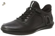 ECCO Women's Intrinsic 3 Fashion Sneaker, Black, 39 EU/8-8.5 M US - Ecco sneakers for women (*Amazon Partner-Link)