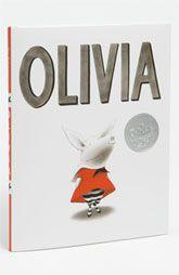 Ian Falconer 'Olivia' Story Book