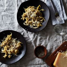 Cabbage e Pepe is as Close to a Bowl of Buttered Noodles as Vegetables Get  on Food52