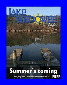 Lake Wedowee Life magazine