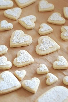 Love the look of these cookies! I've never been able to find white nonpareils though! :-(