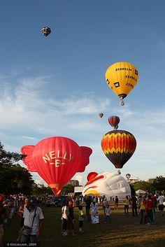 1st Putrajaya Hot Air Balloon Fiesta 2009  Putrajaya, Malaysia