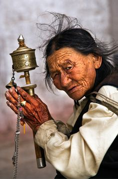 """""""I've always dreamed of going to Tibet - I saw [the] Lost Horizons movie. and for me[,] Tibet is Shangri-La. We Are The World, People Around The World, Wonders Of The World, Around The Worlds, Cultures Du Monde, World Cultures, Beautiful World, Beautiful People, Interesting Faces"""