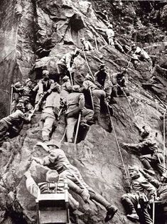 Austro-Hungarian mountain corps during World War I 1915