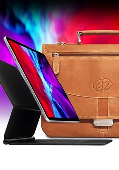Looking to protect your 2020 12.9 iPad Pro and Magic Keyboard? Look no further than the MacCase Premium Leather iPad Pro Briefcase. Best Ipad, New Ipad Pro, Creating A Mission Statement, Ipad Bag, Best Build, Ways Of Learning, Apple Laptop, Keyboard Cover, Shoulder Pads