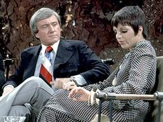 The Merv Griffin Show ran from 1962-1986  Look: Liza is smoking on TV!! Those were the days!!