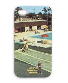 Shuffle Board Iphone 4 Hard Case
