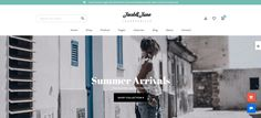 June Product Page, Your Style, Wordpress, June