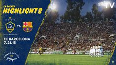 HIGHLIGHTS: LA Galaxy vs. FC Barcelona | July 21, 2015  Watch the highlights from LA Galaxy's 2-1 defeat to FC Barcelona as part of the International Champions Cup. Goals from Luis Suárez and Sergi Roberto secured the win in front of a crowd of 93,226 at the Rose Bowl in Pasadena, California