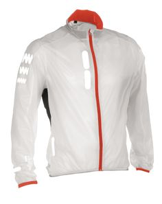 6208e06f32c8 Wowow 011136 Ultralight Supersafe Reflective Jacket White  Amazon.co.uk   Sports  amp