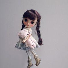 Custom Blythe #contessamargherita #blythe #customblythe #blythecustom…