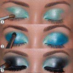Cómo hacer un maquillaje de noche perfecto