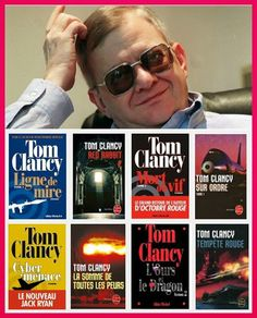 Pack en vrac : Tom Clancy -  ePUB et Mobi
