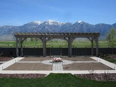 12 Stunning DIY Canyon Gray Solid Wood Timber Frame Pergola Kits … choosing a … Wood Pergola, Pergola Plans, Pergola Kits, Diy Pergola, Garden Structures, Outdoor Structures, Kit S, Wooden Patios, Building A Pergola
