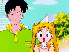 Their relationship in one gif. Sailor Moon Funny, Sailor Moon Fan Art, Sailor Moon Usagi, Sailor Mars, Sailor Moon Aesthetic, Aesthetic Anime, Manga Art, Anime Manga, Saylor Moon