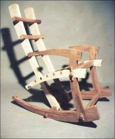 Woodworking Joints Dovetail japanese rocking chair when the time it was build.Woodworking Joints Dovetail japanese rocking chair when the time it was build Japanese Joinery, Japanese Woodworking, Woodworking Joints, Woodworking Furniture, Woodworking Crafts, Woodworking Plans, Popular Woodworking, Woodworking Shop, Woodworking Patterns