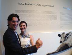 """Ou le Regard se perd"" exhibition by artist Éloise Brodeur at the Sherbrooke Museum of Fine Arts Museum Of Fine Arts, Graffiti, Contemporary Art, Street Art, Art Gallery, Artist, Art Museum, Artists, Graffiti Artwork"