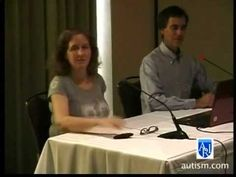 """Adulthoood: Joint Presentation  """"Getting Stuck and Redefining Our Norm""""  Presented by Paul Nussbaum and Sondra Williams at the Fall 2012 Autism Research Institute Conference"""