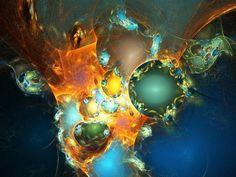 Arte Fractal de Joe Clark  (Utilizando o software Apophysis)