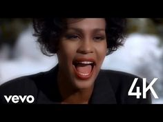 Whitney Houston - I Will Always Love You (Official 4K Video) - YouTube Best Classic Rock Songs, Best Love Songs, Christina Perri, Celine Dion, Aerosmith, Whitney Houston Youtube, John Legend, Liam Payne, Wedding Love Songs